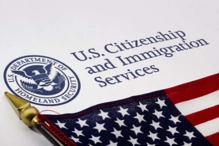 Articles new immigration program USA