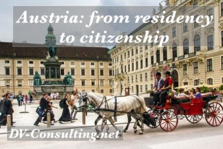 Austria: from residency to citizenship